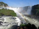Cataratas Do Iguaçu Paraná Brasil Photographic Print by  superbbs