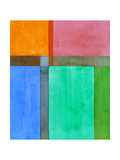 A Minimalist Abstract Painting Prints by  clivewa