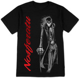 Nosferatu - Foil Tee Vêtements