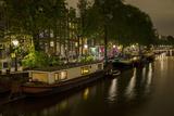 Noche En Amsterdam Photographic Print by  diegocb08