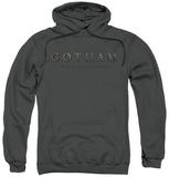 Hoodie: Gotham - Logo Pullover Hoodie