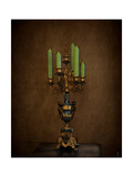 Candelabra Still Life Giclee Print by Jai Johnson
