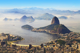 Sugarloaf, Rio De Janeiro, Brazil Photographic Print by  padchas