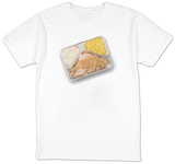 TV Dinner - Foil Tee T-Shirt