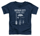 Toddler: Gotham - Survival Tools Shirts