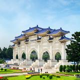 National Chiang Kai-Shek Memorial, Taipei - Taiwan Photographic Print by  fazon