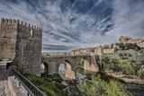 Puente De Piedra Toledo Photographic Print by  garims