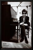 Bob Dylan - Piano Photo