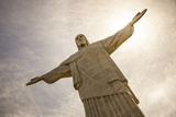 Cristo Redentore Reproduction photographique par  Nicola_Del_Mutolo