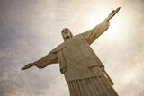 Cristo Redentore Photographic Print by  Nicola_Del_Mutolo