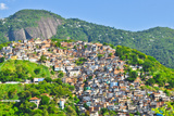 Favelas in Rio Prints by  dabldy