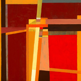 A Modernist Abstract Painting Prints by  clivewa