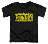 Toddler: Gotham - Silhouettes Shirts