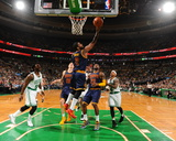Cleveland Cavaliers v Boston Celtics - Game Four Photo af Brian Babineau