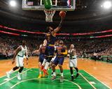 Cleveland Cavaliers v Boston Celtics - Game Four Foto af Brian Babineau