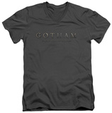 Gotham - Logo V-Neck Shirt