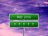 Rio 2016 Olympic Games Photographic Print by  NikoNomad