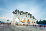 National Taiwan Democracy Memorial Hall Photographic Print by zhu difeng