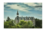 Jubilee Hall at Fisk University Nasvhille Tennessee Giclee Print by Jai Johnson