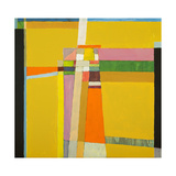An Abstract Painting Posters by  clivewa