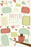 Prayers Of A Child Poster