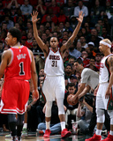 Chicago Bulls v Milwaukee Bucks - Game Four Photo by Gary Dineen