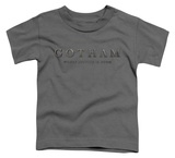 Toddler: Gotham - Logo T-shirts