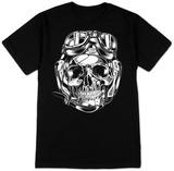 Aviator Skull Shirts