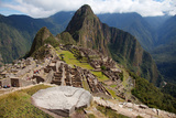 Machu Picchu Photographic Print by Gail Johnson