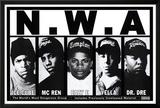 N.W.A Prints