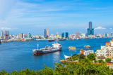 Taiwan's Second Largest City - Kaohsiung Photographic Print by  wayne_0216