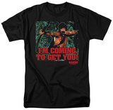 Rambo First Blood II - I'm Coming T-Shirt
