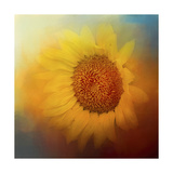 Sunflower Surprise Giclee Print by Jai Johnson