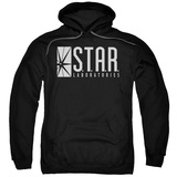 Hoodie: The Flash - S.T.A.R. Pullover Hoodie