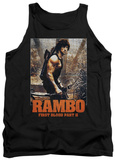 Tank Top: Rambo First Blood II - The Hunt Tank Top