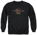 Crewneck Sweatshirt: Doobie Brothers - Biker Logo Shirts