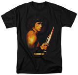 Rambo III - Blood Lust T-shirts