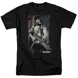 Rambo First Blood - Worn Liberty T-shirts