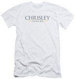 Chrisley Knows Best - Logo (slim fit) T-Shirt