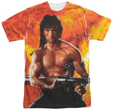 Rambo First Blood II - Fire Sublimated
