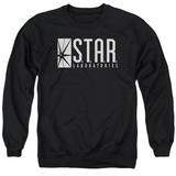 Crewneck Sweatshirt: The Flash - S.T.A.R. Shirt
