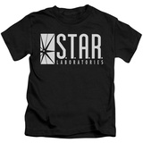 Youth: The Flash - S.T.A.R. T-Shirt