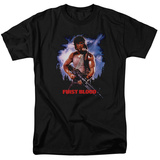 Rambo First Blood - Poster T-shirts