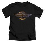 Juvenile: Doobie Brothers - Biker Logo Shirt
