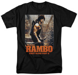 Rambo First Blood II - The Hunt T-Shirt