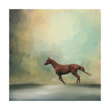 Arabian Run Giclee-trykk av Jai Johnson