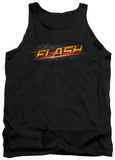 Tank Top: The Flash - Logo Tank Top