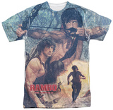 Rambo First Blood II - Bow Action T-shirts