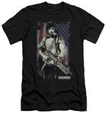 Rambo First Blood - Worn Liberty (slim fit) T-Shirt
