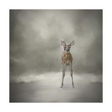 Stand Strong Little Fawn Giclee-trykk av Jai Johnson